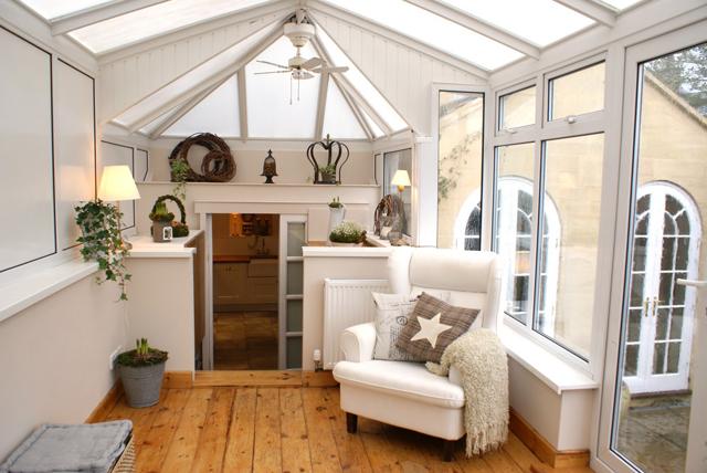 Uma casa sueco inglesa cheia de lindos detalhes ideias de fim de semana - Imagenes de casas inglesas ...