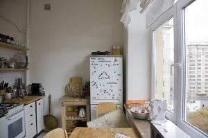apartamento em moscou