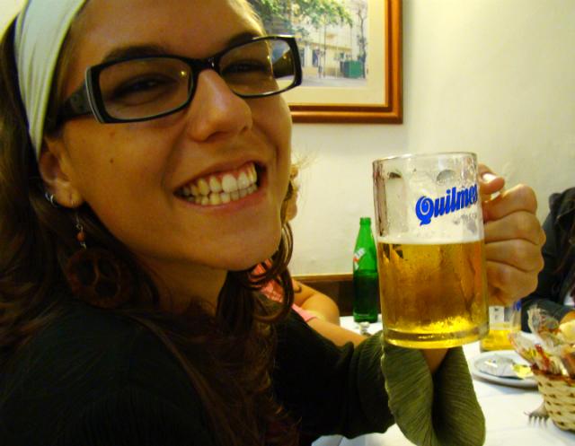 eu amo cerveja