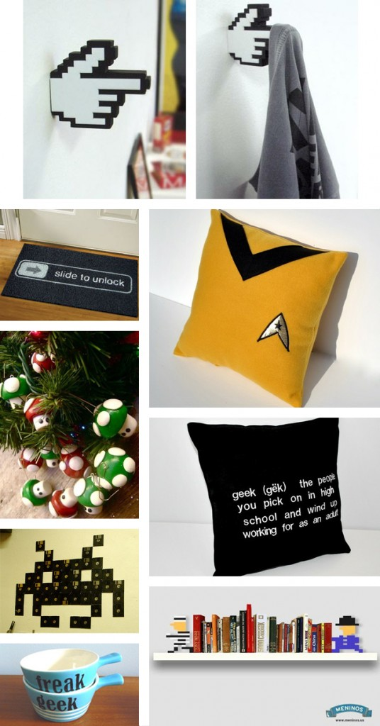 decoracao+geek
