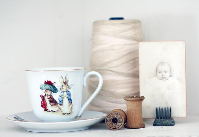 decoracao+vintage+quarto+bebe