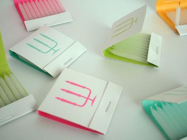 design de embalagem para velas
