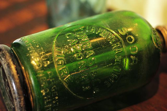 garrafas antigas de soda argentina