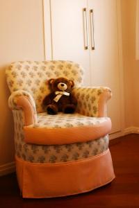decoracao quarto de bebe menina