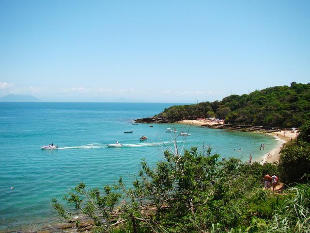 Praia Azeda e Azedinha Búzios