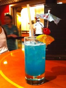 para beber no navio