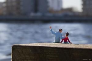 O mundo das miniaturas