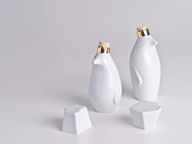 Holaria-Pinguim Rei