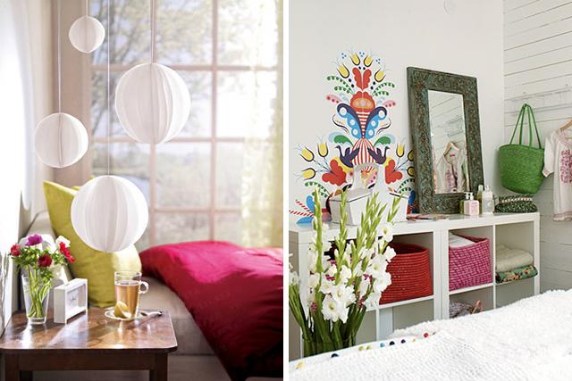 detalhes decoracao quarto