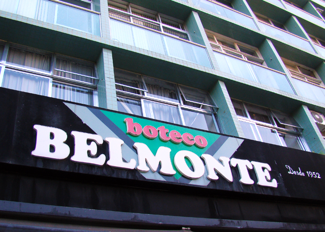 boteco belmonte