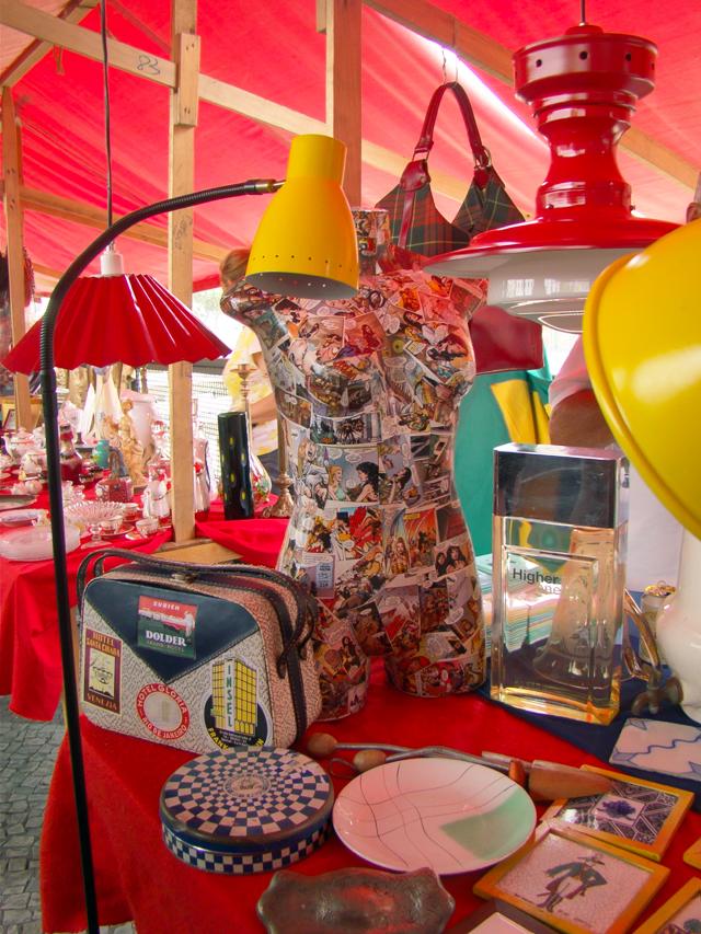 feira de antiguidades da praca xv