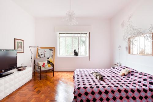 apartamento colorido em sp