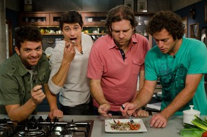 homens gourmet