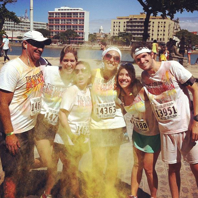 the color run recife