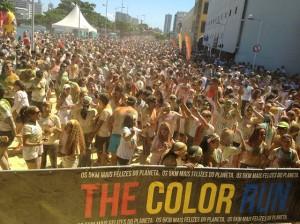 the color run recife