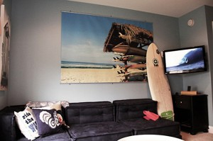 surf decor