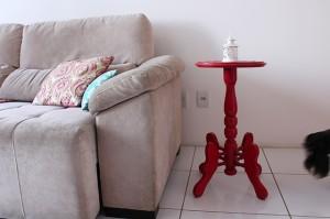 mesa lateral reformada