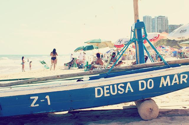 domingo de praia