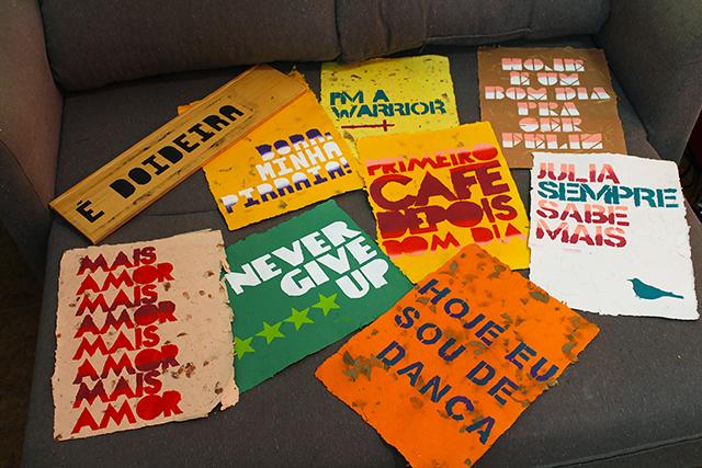 posters para presente