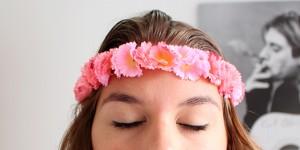 tiara de flores 3