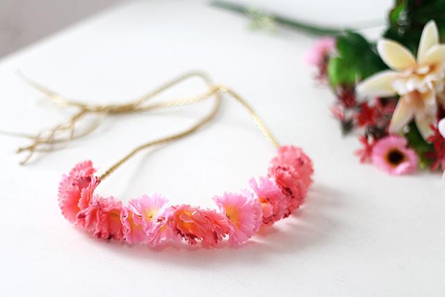 tiara de flores 6