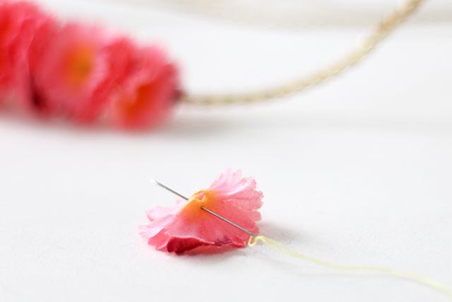 tiara de flores 7