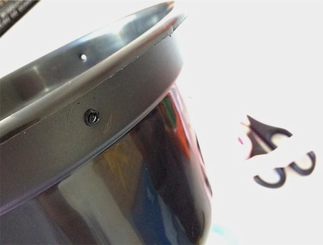 como fazer um vaso suspenso 2