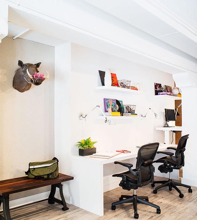 escritorio para morar sf 5