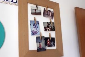 quadro varal de fotos 8