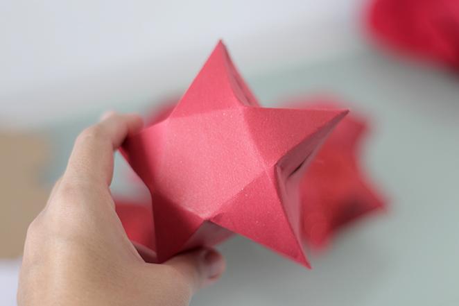 estrelas de papel 8