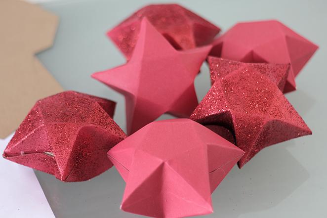 estrelas de papel 9