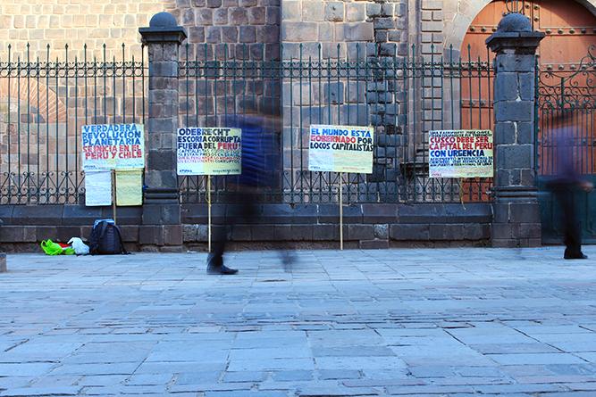 cusco cartazes