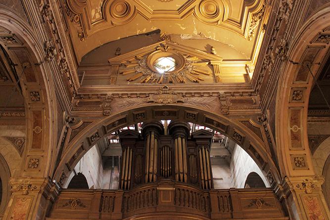 Catedral Metropolitana de Santiago 3