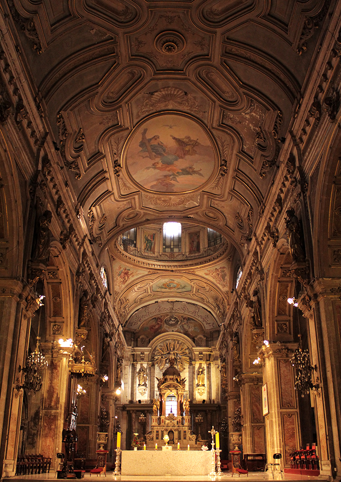 Catedral Metropolitana de Santiago 5