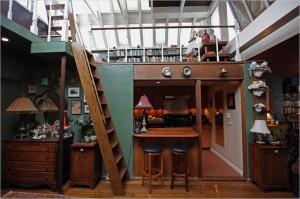 casa de um escritor