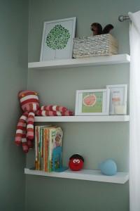 decoração quarto de bebe
